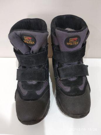 Зимние ботинки сапоги на мальчика