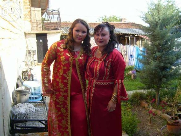 турска носия