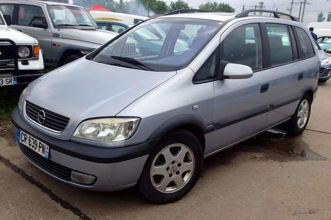 Usa Opel zafira A