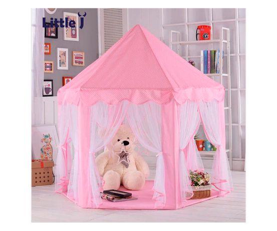 Летний детский домик для отдыха и детей / Шатёр принцессы и принца