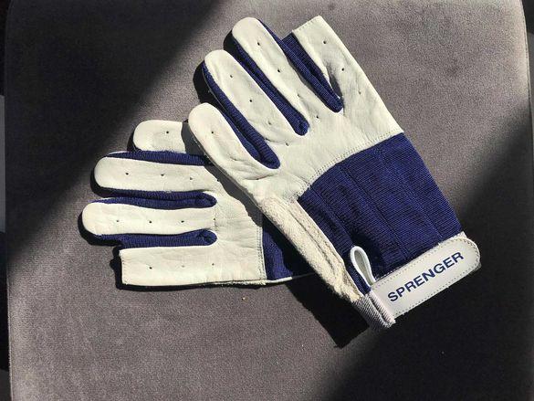 Кожени ръкавици за мореплаване/ sailing