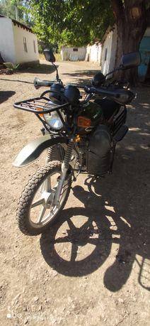 Мотоцикл BARS вне дорожный - спортивный