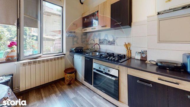 Casa de vanzare cu 2 camere in zona Dorobanti-COMISION 0%