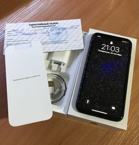 iphone 11-64gb black (айфон 11-64гб черный)