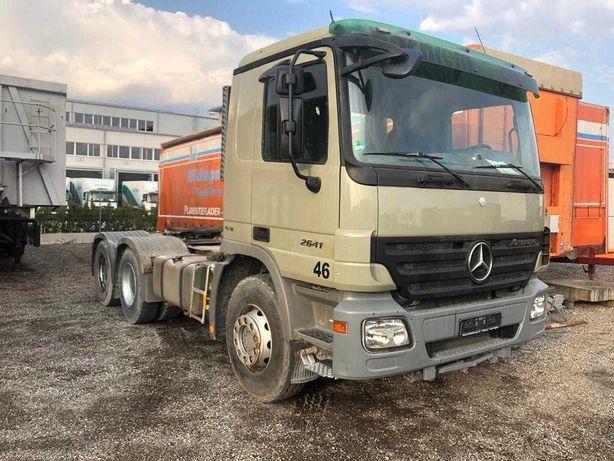 Mercedes Benz Actros 6x4 2641 Euro 5 import Germania - Oferta