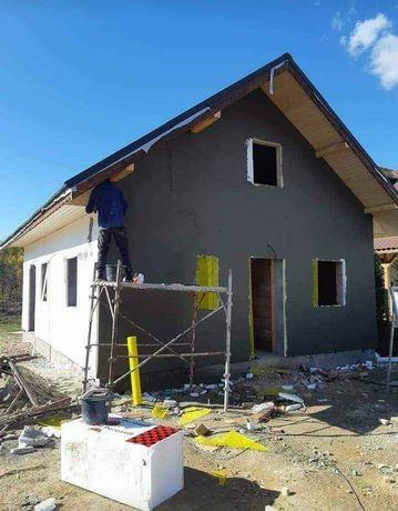 Construim case modulare pe structura metalica