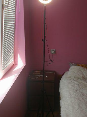 LED ринг лампа с трипод