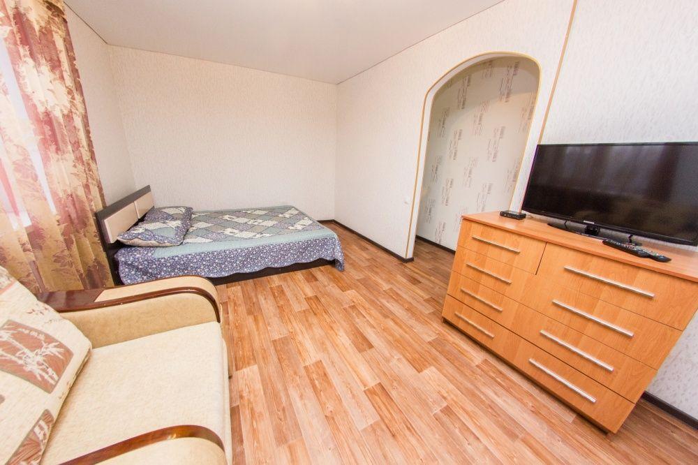 Уютная 1 Ком. Квартира Почасам в центре города. Актив Центр, ЦОН. Петропавловск - изображение 1