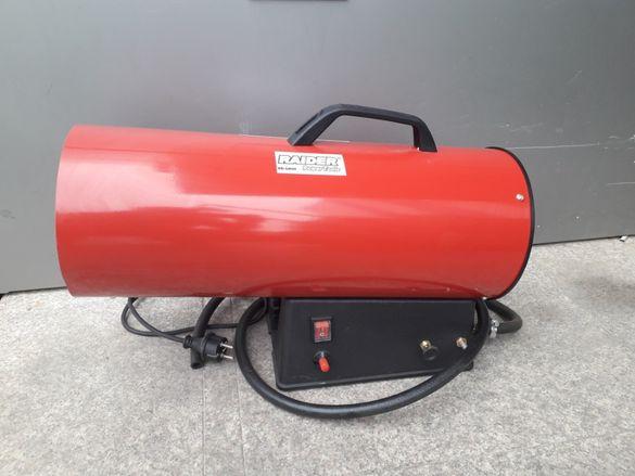 Калорифер на газ 40kW RD-GH40