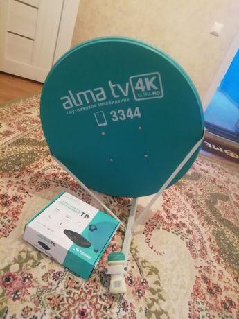 Алма ТВ антенна жаңа