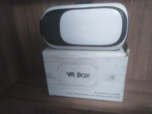 Продаю VR BOX (Очьки виртуальной реальности 3D)