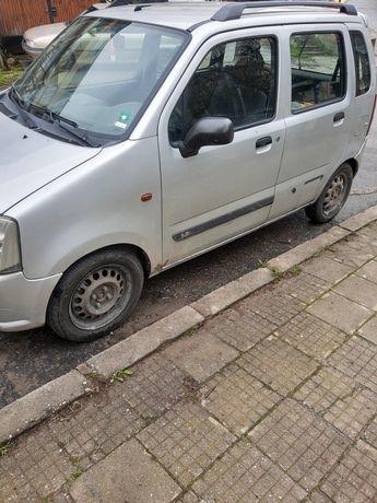 Suzuki Wagon R+ 4x4 ЧАСТИ