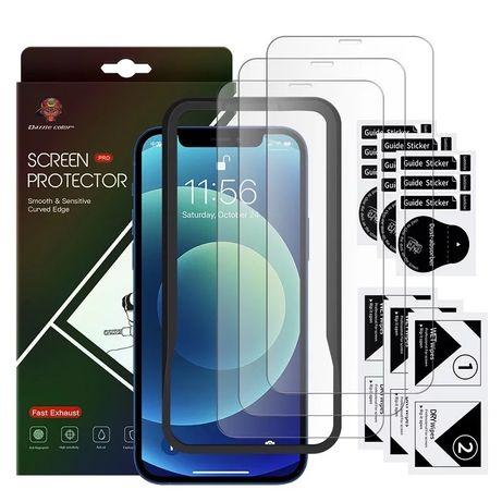 Folie protectie IPhone model de la 6-12---15 LEI cel mai MIC pret