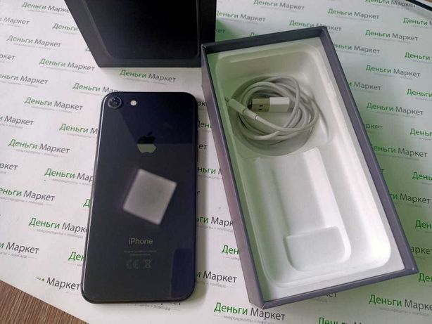 Iphone 8 64 GB Spase Grey, C8QY210WJC67 ( Алматы)