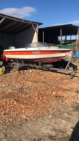 Vand barca motor honda 90 cp 2015