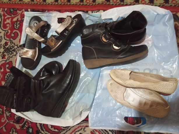 Продам  женские обуви 38 раз