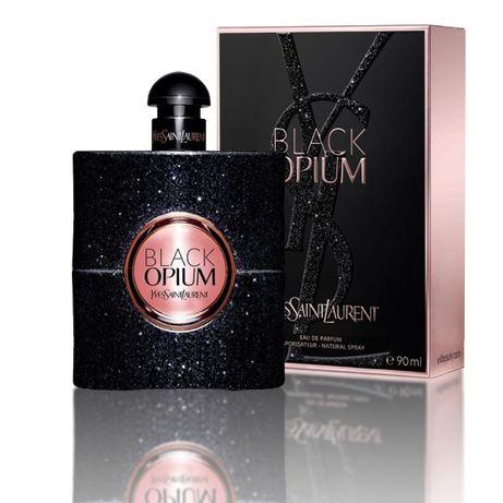 Yves Saint Laurent Black Opium EDP 90мл .