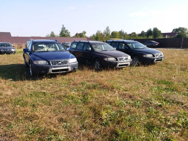 Piese Second Hand Volvo Xc70 Model 2000-2015