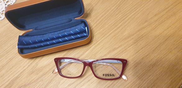 "Рамки за диоптрични очила ""Fossil"""