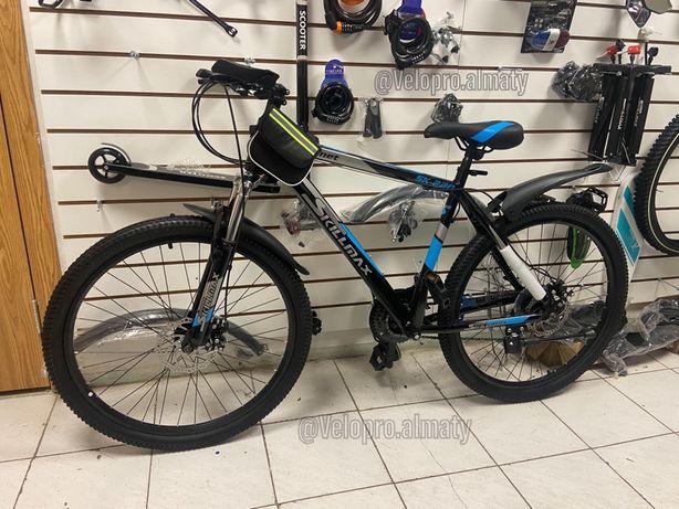 Велосипед Велик Алюминиевый Качественный Взрослый  21 рама 26 колесо