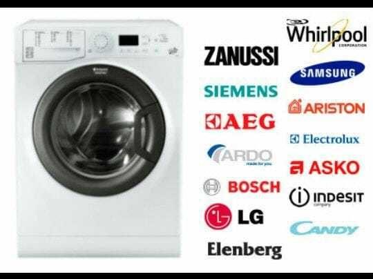 Срочный ремонт стиральных и посудомоечных машин, холодильников