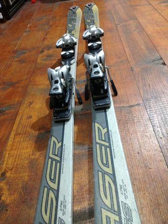 Vand schimb Ski Stockli laser cross 1.76m