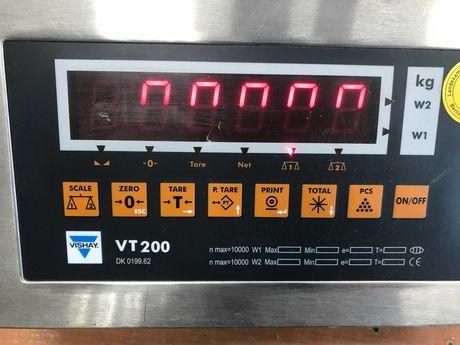 Електронен блок индикатор за везна VT200 VISHAY