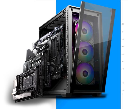 Gaming Intel i7-9700 8-core/GTX-1080TI-11Gb/16 GB/1 ТB m2.SSD+2 TB HDD