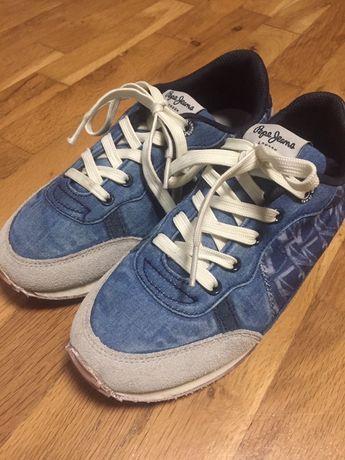 Детски маратонки Pepe Jeans