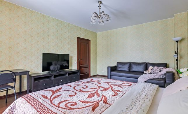 Сдам отличную 1k квартиру на длительный срок,75.000тг, мкр Батыс2
