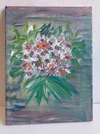 Картина Цветя