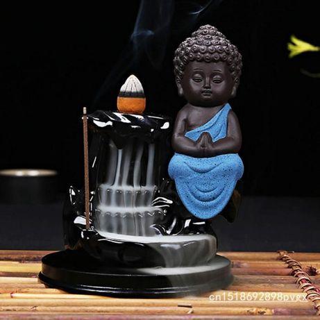 Candela Budda - iluzia unui curs de apa