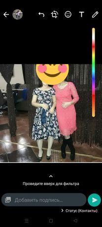 Платья сатам гефюр