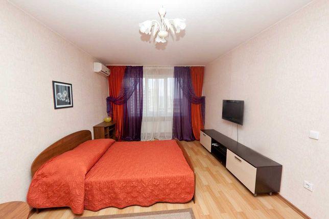 Сдам 1х комнатную квартиру посуточно в районе Байтерек