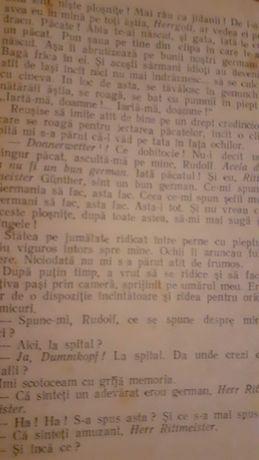Vând cartea foarte veche Robert Merle Moartea e meseria mea anul 1955