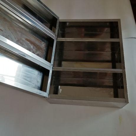 Метална кутия с ключалка