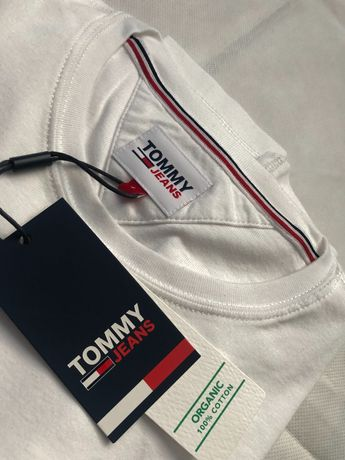 Bluza cu mâneca lunga Tommy jeans
