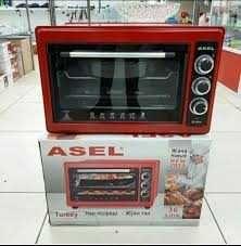 """Новая печка """"Asel"""" из турции 36 литровый"""