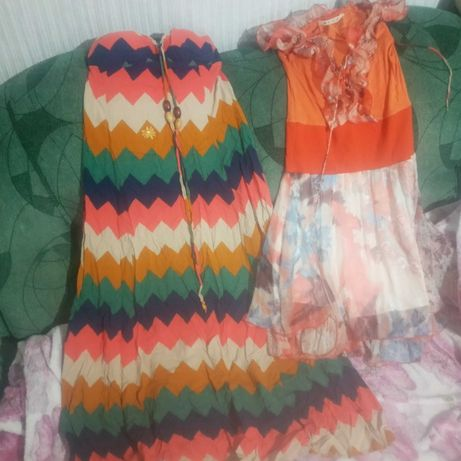 Платья сарафаны .