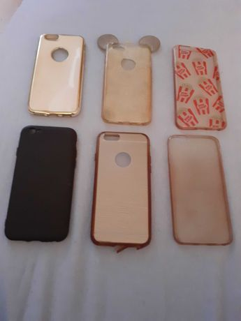 Huse iphone 6s silicon