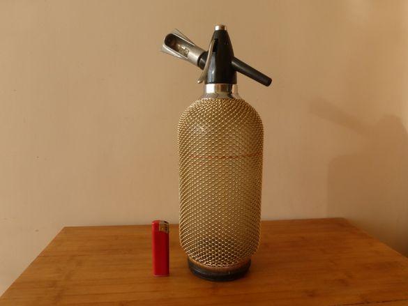 Чешки сифон за газирана вода сода 2 литра