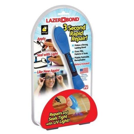 Adeziv special intarire cu lampa UV Lazer Bond