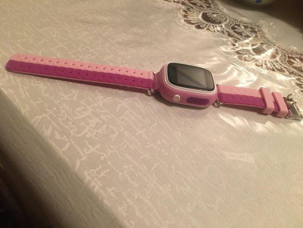 GPS часы для ребёнка.