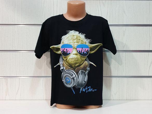 Нова детска тениска Йода, Междузведни войни 6г 8г 10г 12г 14г