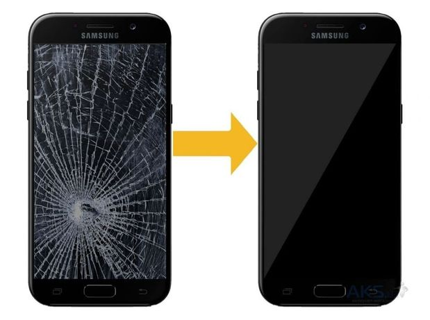 Замена стекла Samsung Самсунг A10/A20s/A10s/A11/a02/A12/A21s ремонт