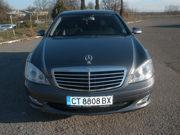 Продавам лек автомобил Mercedes-Benz S 320 БАРТЕР ЗА ПО МАЛКА КОЛА