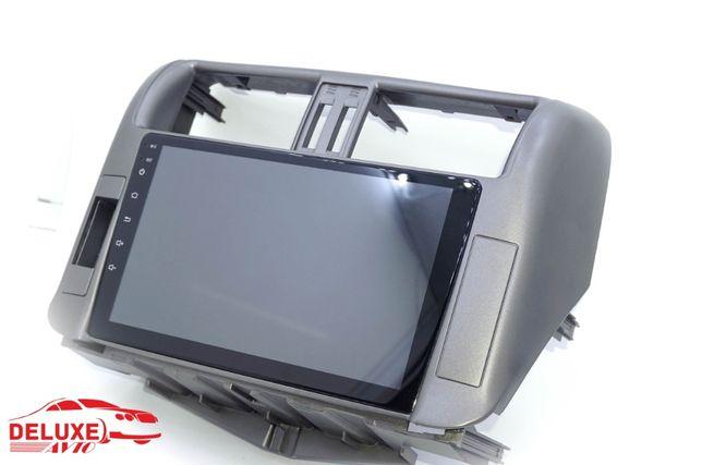 Магнитола Тойота Прадо 150(магнитофон на Prado 150) Android 8.1 ШГУ