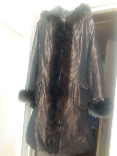 Женская одежда Пуховик Длинная куртка пуховик