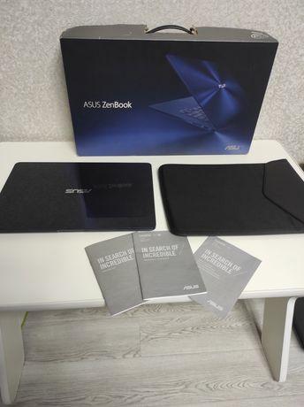 Ноутбук ультрабук asus  Zenbook UX 430 i3 7поколение