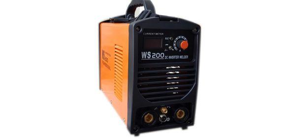Електрожен с аргон WS-200